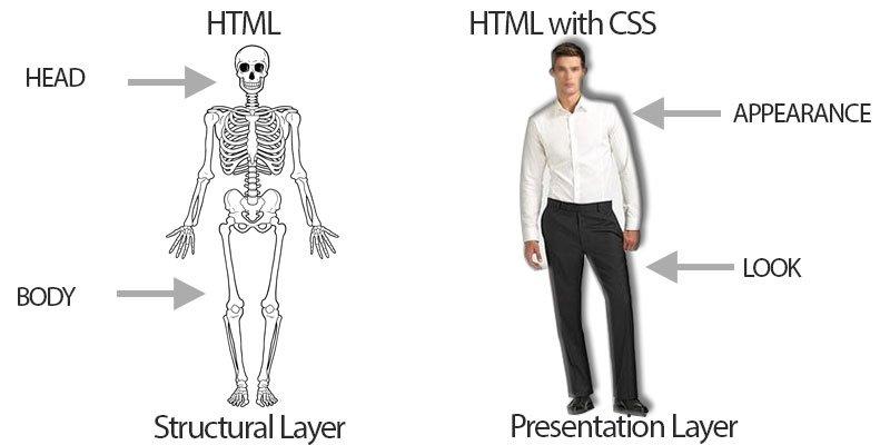 مثال برای HTML , CSS