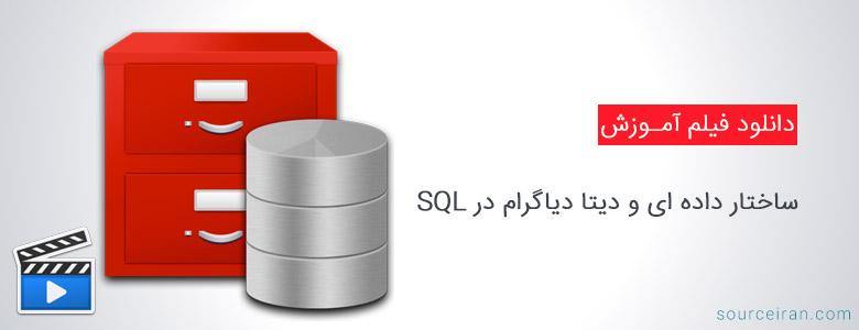 دیتا دیاگرام در SQL