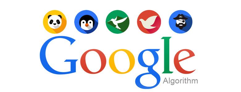 آموزش الگوریتم های گوگل