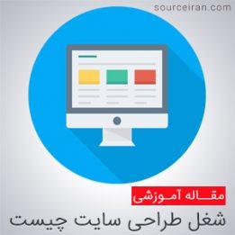 Job designing site