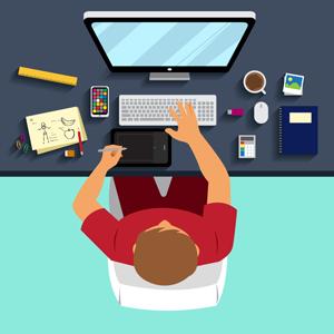 طراحی امور گرافیکی با رایانه