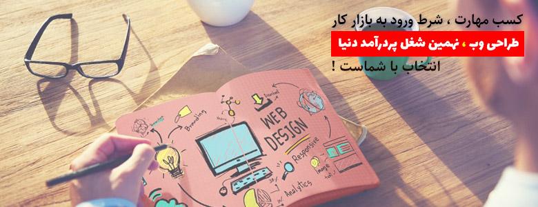 فیلم آموزش طراحی سایت