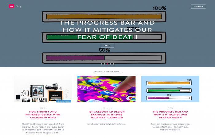 آموزش طراحی وب با سایت Invision