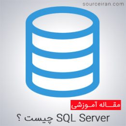 What is the SQL Server database