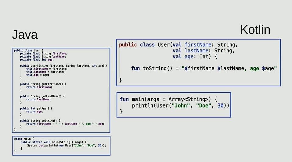 چرا زبان برنامه نویسی کاتلین
