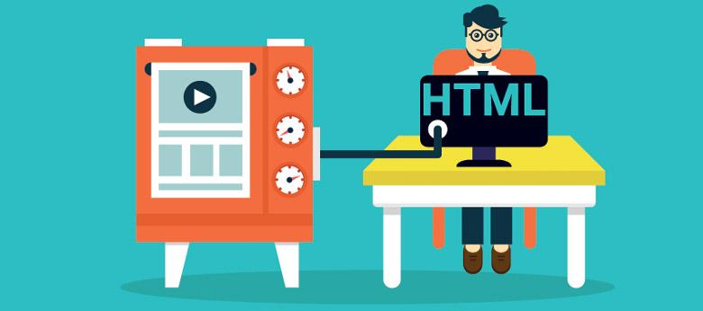 جداول و لیست ها در HTML