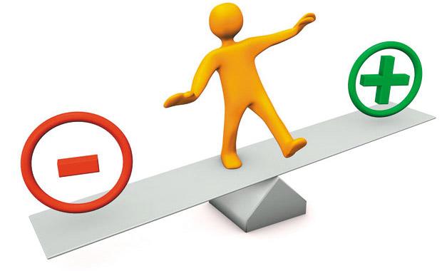 تعادل در زندگی برنامه نویسی