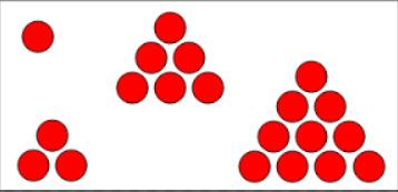 عدد مثلثی چیست؟