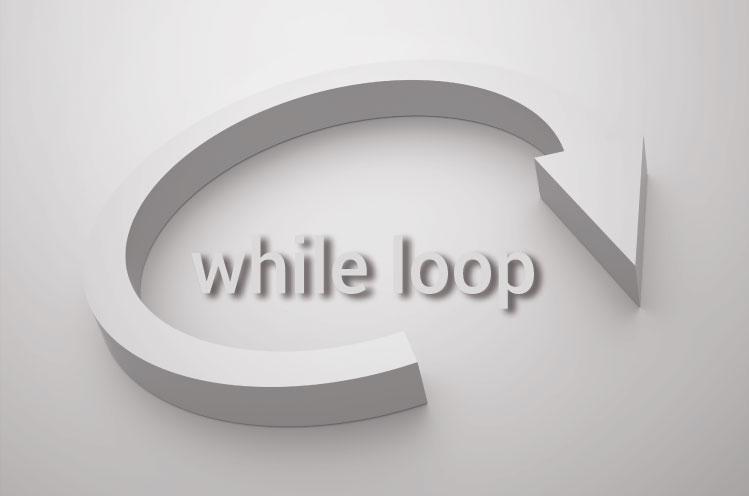 while loop چگونه از حلقه های تکرار در زبان C بهره بری و استفاده کنیم